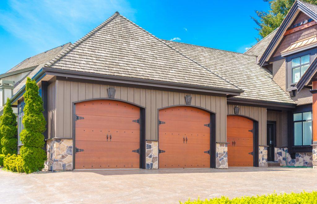 Custom Garage Doors Installed