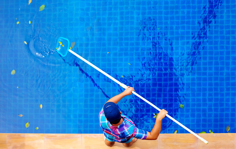 Getting Your Pool Cleaned