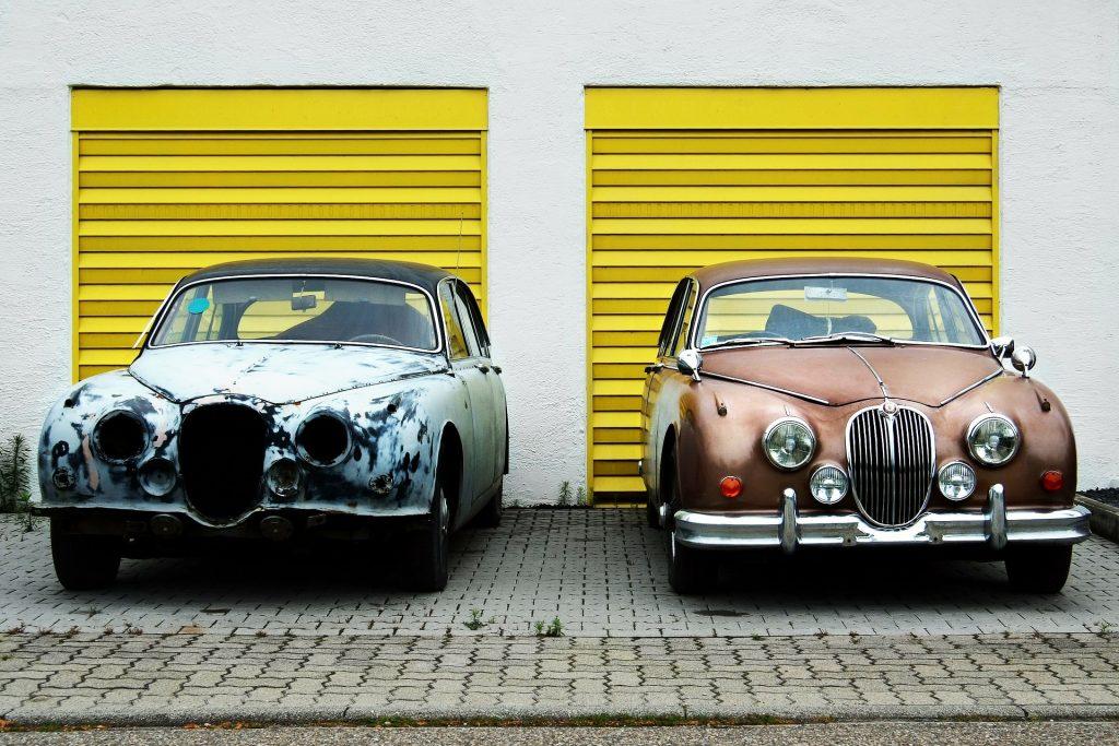 Updating garage doors